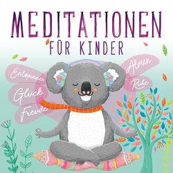 Meditationen für Kinder von Jäger,  Simon, Keller,  Susanne