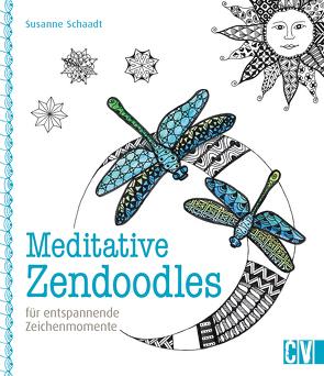 Meditative Zendoodles von Schaadt,  Susanne