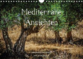 Mediterrane Ansichten 2018 (Wandkalender 2018 DIN A4 quer) von Kahl,  Hubertus