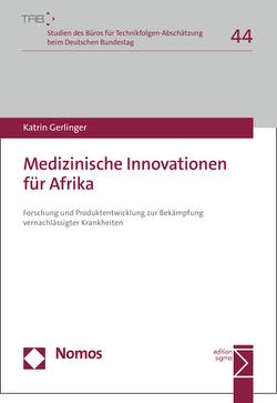 Medizinische Innovationen für Afrika von Gerlinger,  Katrin