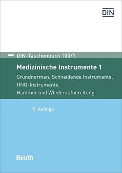 Medizinische Instrumente 1 – Buch mit E-Book