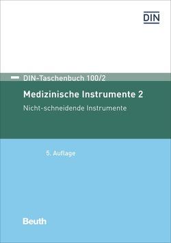 Medizinische Instrumente 2 – Buch mit E-Book