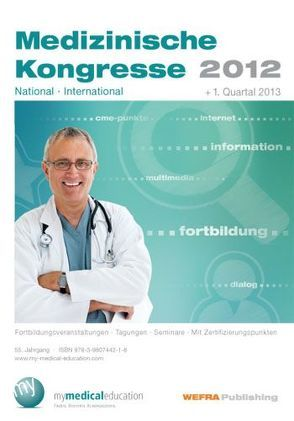 Medizinische Kongresse 2012