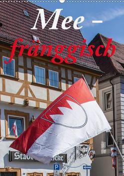 Meefränggisch (Wandkalender 2020 DIN A2 hoch) von Will,  Hans