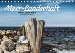 Meer-Landschaft – 12 Monate Schleswig Holstein (Tischkalender 2018 DIN A5 quer) von Jansen,  Thomas