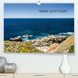 Meer und Küste (Premium, hochwertiger DIN A2 Wandkalender 2020, Kunstdruck in Hochglanz) von Caladoart