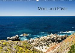 Meer und Küste (Wandkalender 2019 DIN A2 quer) von Caladoart