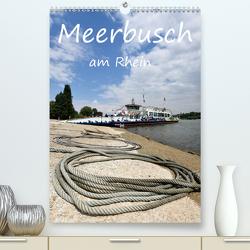 Meerbusch am Rhein (Premium, hochwertiger DIN A2 Wandkalender 2020, Kunstdruck in Hochglanz) von Hackstein,  Bettina