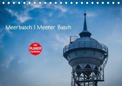 Meerbusch. Meerer Busch (Tischkalender 2019 DIN A5 quer) von Fahrenbach,  Michael