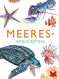Meeres-Spielkarten von Exley,  Holly
