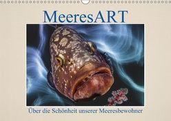 MeeresArt (Wandkalender 2018 DIN A3 quer) von Gödece,  Dieter