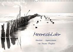 Meeresbilder – Nordsee-Impressionen (Wandkalender 2019 DIN A3 quer) von Peußner,  Marion