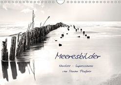 Meeresbilder – Nordsee-Impressionen (Wandkalender 2019 DIN A4 quer) von Peußner,  Marion