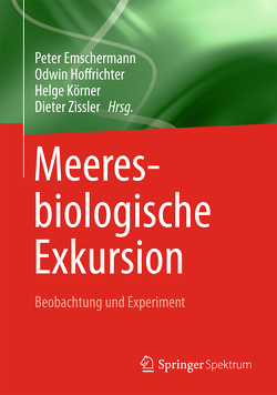 Meeresbiologische Exkursion von Emschermann,  Peter, Hoffrichter,  Odwin, Körner,  Helge, Zissler,  Dieter