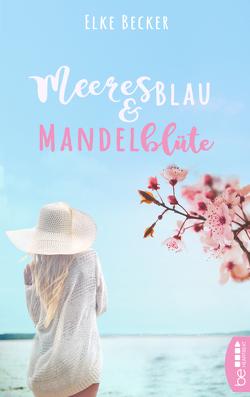 Meeresblau & Mandelblüte von Becker,  Elke