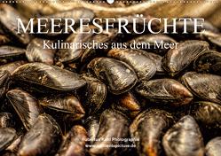 Meeresfrüchte (Wandkalender 2021 DIN A2 quer) von Kahl,  Hubertus