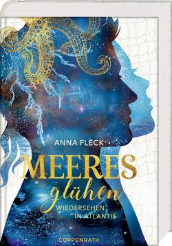 Meeresglühen (Romantasy-Trilogie, Bd. 2) von Fleck,  Anna