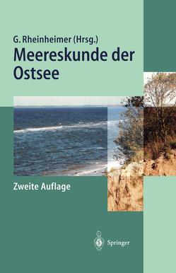 Meereskunde der Ostsee von Nehring,  D., Rheinheimer,  Gerhard