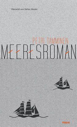 Meeresroman von Moster,  Stefan, Tamminen,  Petri