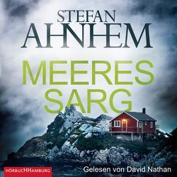 Meeressarg (Ein Fabian-Risk-Krimi 6) von Ahnhem,  Stefan, Frey,  Katrin, Nathan,  David