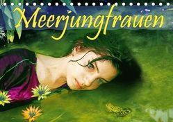 Meerjungfrauen (Tischkalender 2018 DIN A5 quer) von Brunner-Klaus,  Liselotte