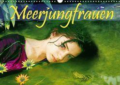 Meerjungfrauen (Wandkalender 2019 DIN A3 quer)