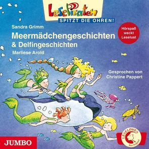 Meermädchengeschichten & Delfingeschichten von Arold,  Marliese, Grimm,  Sandra, Pappert,  Christine