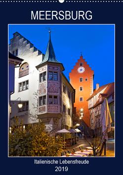 MEERSBURG – Italienische Lebensfreude (Wandkalender 2019 DIN A2 hoch) von boeTtchEr,  U