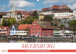 MEERSBURG – ITALIENISCHE MOMENTE (Wandkalender 2019 DIN A2 quer) von boeTtchEr,  U