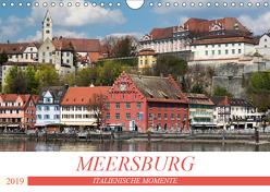 MEERSBURG – ITALIENISCHE MOMENTE (Wandkalender 2019 DIN A4 quer) von boeTtchEr,  U