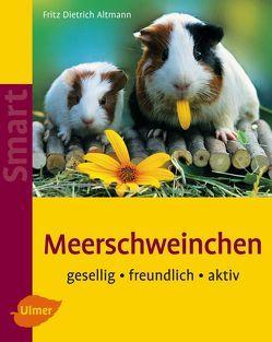 Meerschweinchen von Altmann,  Fritz Dietrich