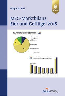MEG Marktbilanz Eier und Geflügel 2018 von Beck,  Margit M.