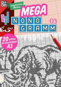 Mega-Nonogramm 03