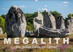 Megalith. Die großen Steine von Carnac (Wandkalender 2019 DIN A2 quer) von Benoît,  Etienne