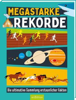 Megastarke Rekorde von Dreisbach,  Jens
