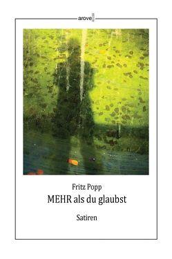 MEHR als du glaubst von Popp,  Fritz