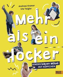 Mehr als ein Hocker von Ehling,  Thekla, Krämer,  Andreas, Schulz,  Kristine, Teigler,  Ute