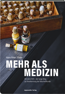 Mehr als Medizin von Studer,  Hans Peter