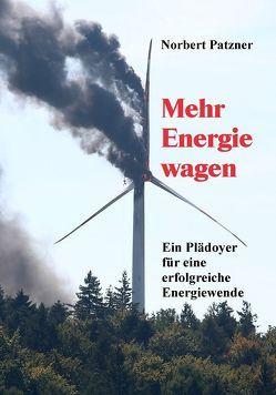 Mehr Energie wagen von Guttenberg,  Enoch zu, Patzner,  Norbert, Wittgenstein Verlag