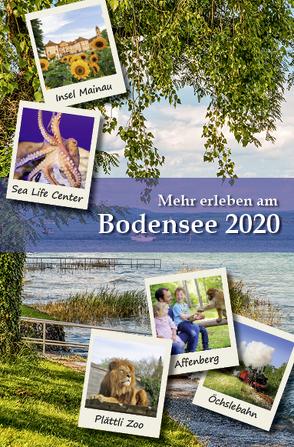 Mehr erleben am Bodensee 2020 von Klemann,  Manfred, Unterwegs Verlag GmbH