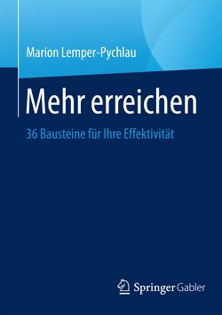 Mehr erreichen von Lemper-Pychlau,  Marion