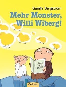 Mehr Monster, Willi Wiberg von Bergström,  Gunilla