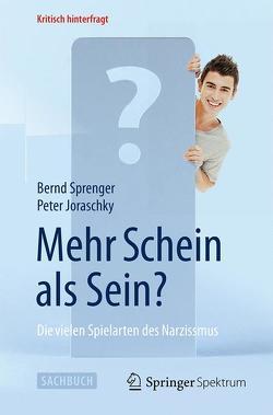 Mehr Schein als Sein? von Joraschky,  Peter, Sprenger,  Bernd