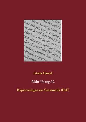 Mehr Übung A2 von Darrah,  Gisela