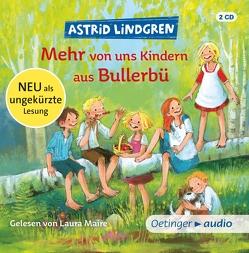 Mehr von uns Kindern aus Bullerbü von Engelking,  Katrin, Gustavus,  Frank, Lindgren,  Astrid, Maire,  Laura, Peters,  Karl Kurt