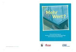 Mehr Wert? von Fischer,  Simone, Hartmann,  Tobias, Hell,  Christian, Krause,  Gerd