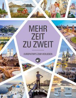 Mehr Zeit zu zweit von KUNTH Verlag