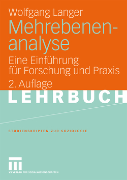 Mehrebenenanalyse von Langer,  Wolfgang