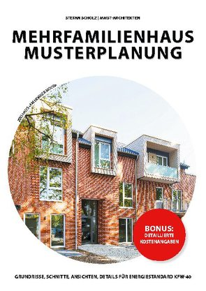 Mehrfamilienhaus Musterplanung von Scholz,  Stefan
