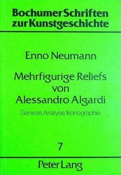 Mehrfigurige Reliefs von Alessandro Algardi von Neumann,  Enno